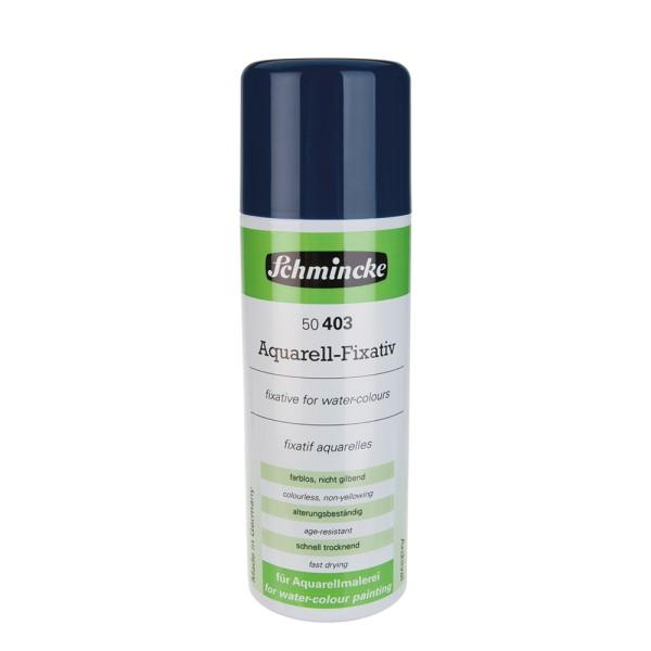 Schmincke Aquarell-Fixativ AEROSPRAY |Hilfsmittel