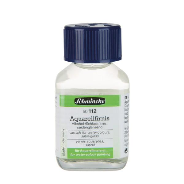 Schmincke Aquarellfirnis   Hilfsmittel