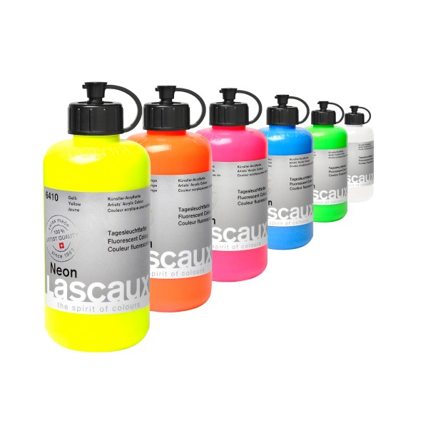 Lascaux Neon | Acrylfarbe