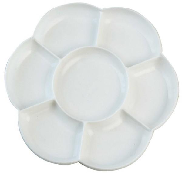 KREUL SOLO GOYA Kunststoffpalette Blütenform |Palette