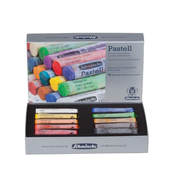 Schmincke Pastell Starter Set | Malkasten